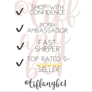 Other - 🛍Posh Stats/Reviews❤️🛍 Shop with confidence 😘